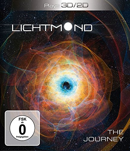 LICHTMOND - The Journey (3D & 2D Blu-ray)