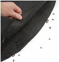 GLI 70-1530OV-BLK-160 15` x 30` Oval Armor Shield Floor Pad