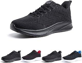 Sneakers voor dames en heren, ademend, sneakers, sport, training, outdoor, fitness, atletische schoenen, maat 34-47 EU