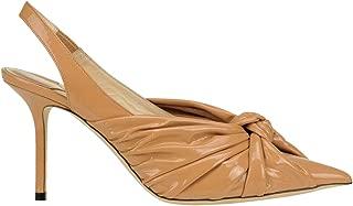 JIMMY CHOO Luxury Fashion Womens MCGLCAT0000A7002E Beige Heels | Season Outlet