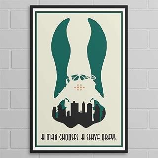 Big Daddy Masquerade Mask; Gaming Poster