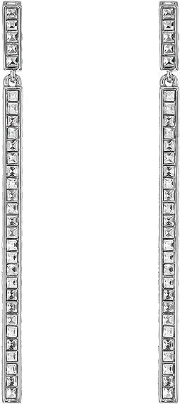 Swarovski - Long Game Pierced Earrings