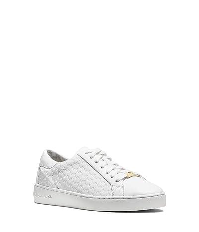 MICHAEL Michael Kors Colby Sneaker (Optic White) Women