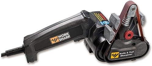 Work Sharp shrapener Adaptersystem Blade Tech Tek-Lok Schärfgerät, Schwarz, midle