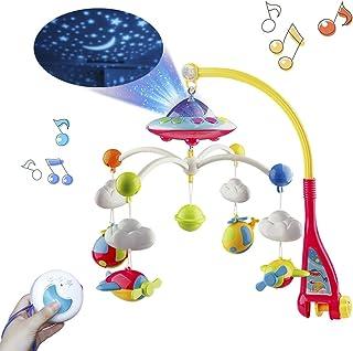 Mini Tudou - Campana para bebé, juguete para cuna