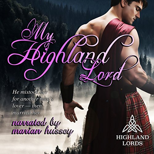 My Highland Lord cover art