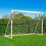 FORZA 3m x 2m But de Futsal PVC avec Système de Verrouillage [Net World Sports]