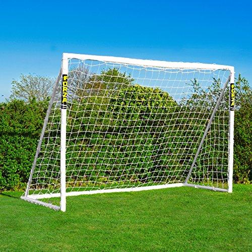 FORZA 3m x 2m PVC Handballtor – Leichtgewichtige Handball-Tore – robuste Handball-Tore