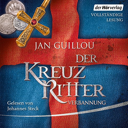 Verbannung (Der Kreuzritter 2) audiobook cover art