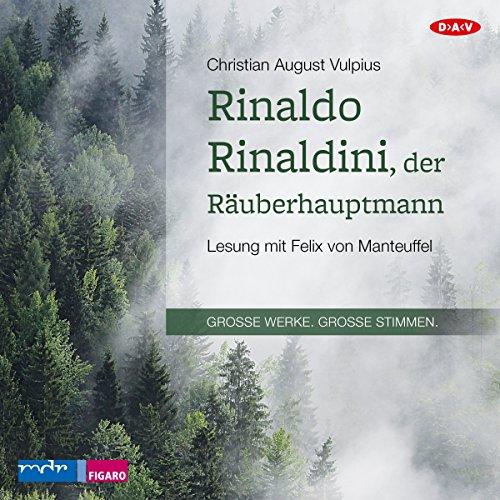 Rinaldo Rinaldini, der Räuberhauptmann Titelbild