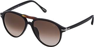 Dunhill Men's Sunglasses Aviator SDH048V, Brown