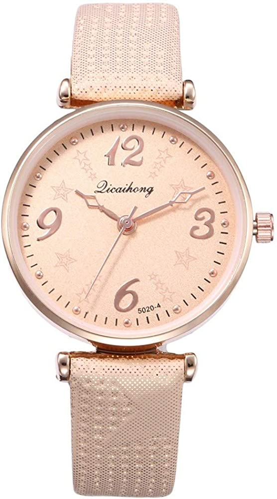 COOKI Women Free shipping Watches Analog Quartz Watch Watc Dial Special price Numerals