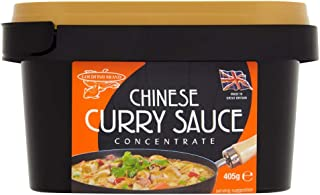 Cooks Original Chinese Curry Sauce Concentrate - 405g