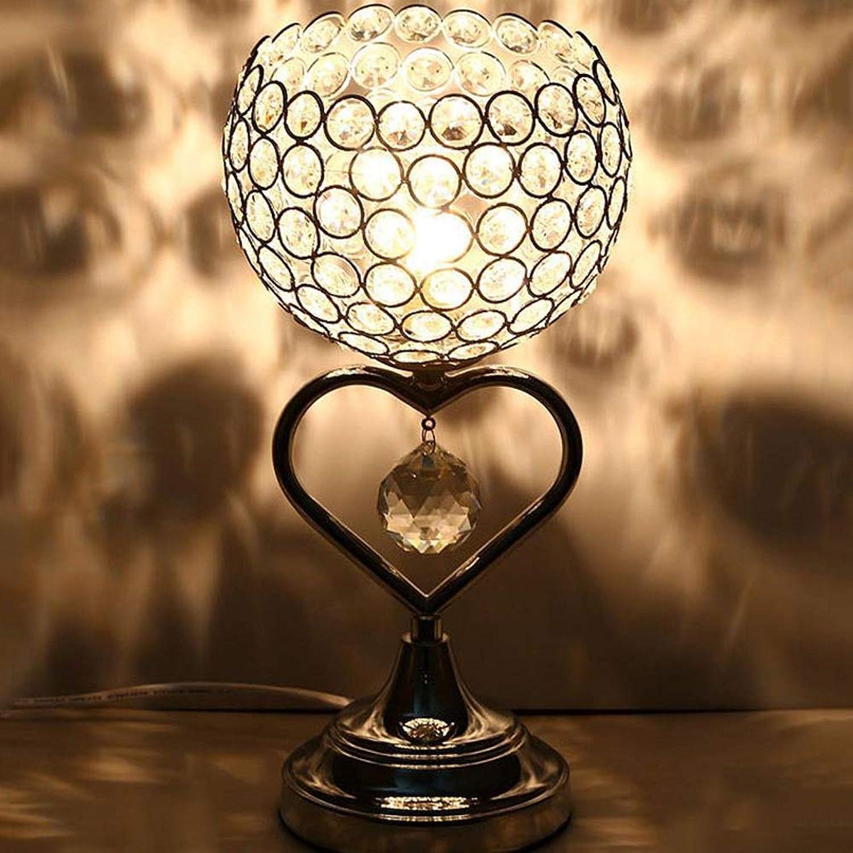 Unbekannt Kristalltisch-Lampe K5 Nachttischlampe Touch-Kontrolle Helligkeit dimmbare kompatible Glühbirne G9 AC 230V Lampe Dekoration ideal für Zimmer Restas Kaffeebar B07PZVHKLR | Haltbar