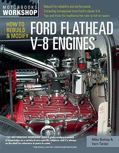 How to Rebuild & Modify Ford Flathead V-8 Engines (Motorbooks Workshop)