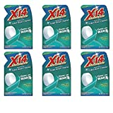 X 14 Automatic Toilet Bowl Deodorizer and Cleaner w/ Chlorine Bleach (6 Pack)