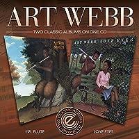 Mr. Flute / Love Eyes by Art Webb