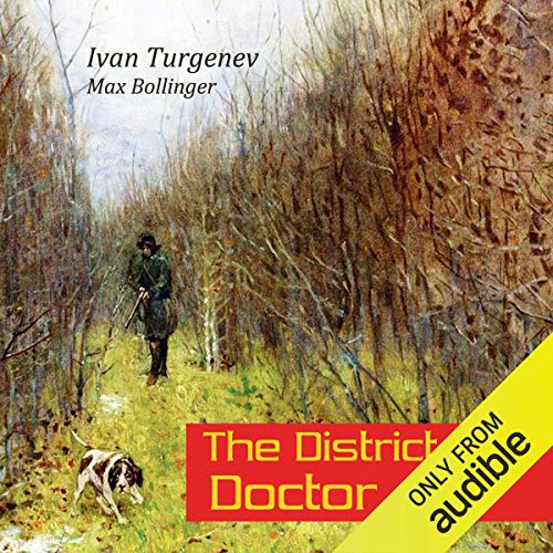 The District Doctor and Other Stories audiobook cover art