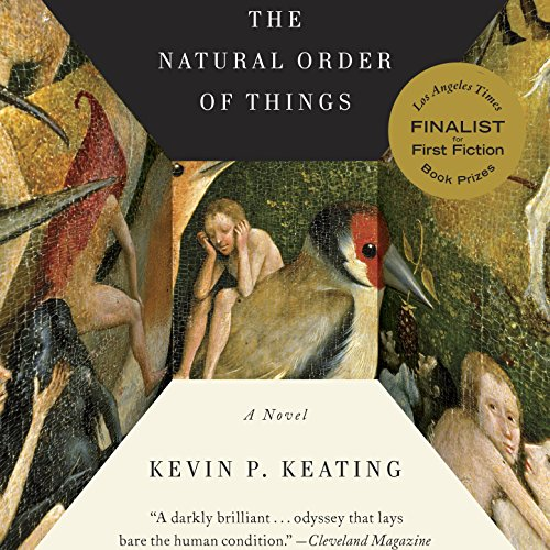 The Natural Order of Things audiobook cover art