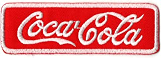 Coca cola Coke Vintage Enjoy Patch Backpack Soda Hoodie Iron on Patches Jacket Vest Hat Jeans Shirt Costume