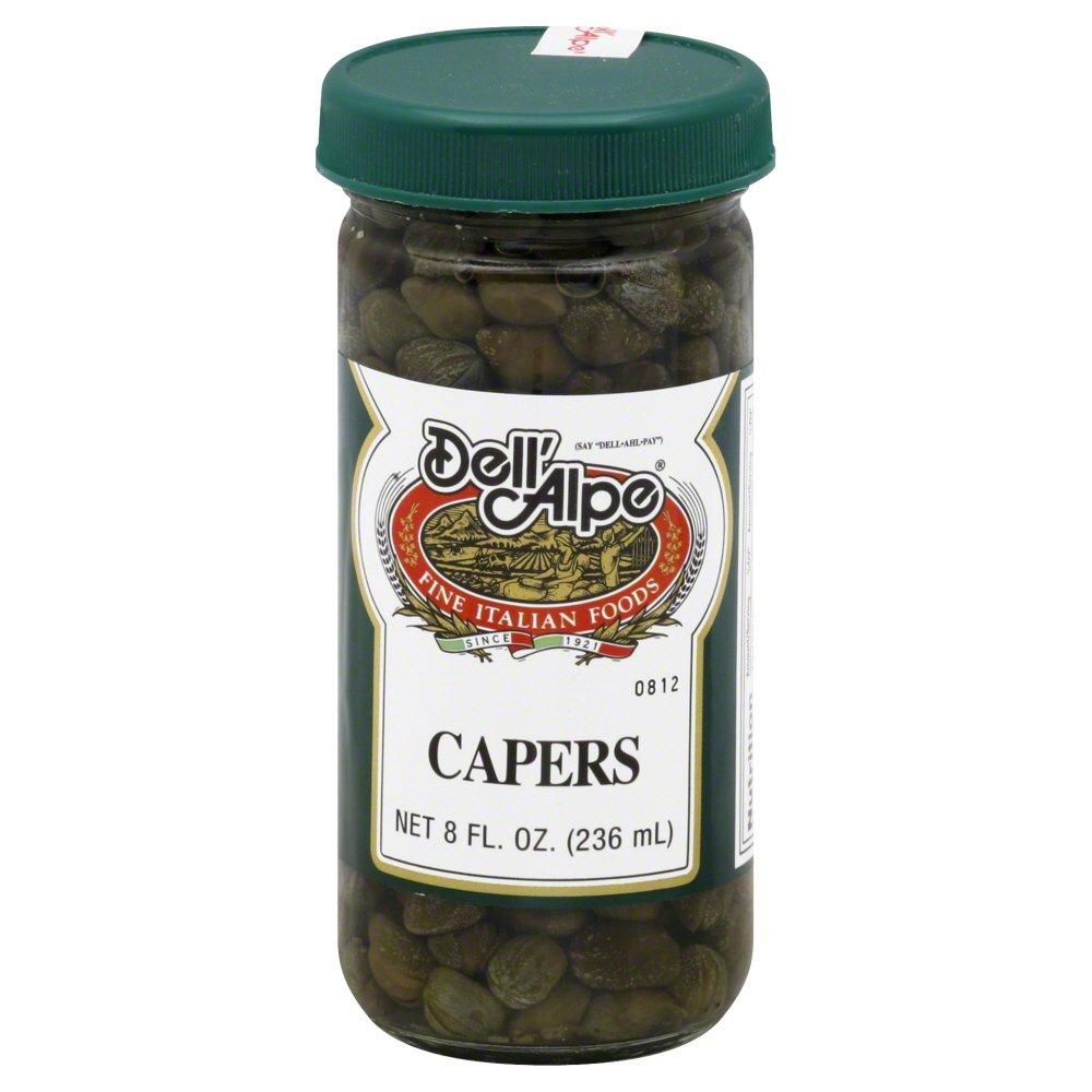 Dell Alpe Vinegar gift Award-winning store Caper