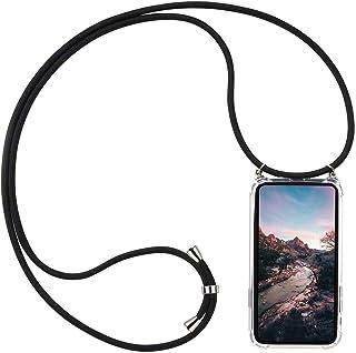 T/él/éphone Mobile Porte-Cl/és BESTZY Cordon Tour de Cou 2PCS Cordon en Cuir PU Avec Clip en M/étal Solide pour Porte-Badges