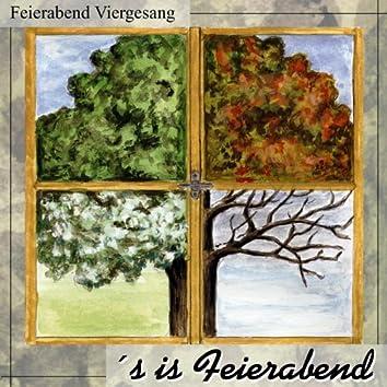 's is Feierabend