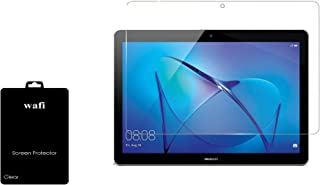 Huawei Media Pad T3 Tablet 10 inch, Screen Protector Tempered Glass - wafi