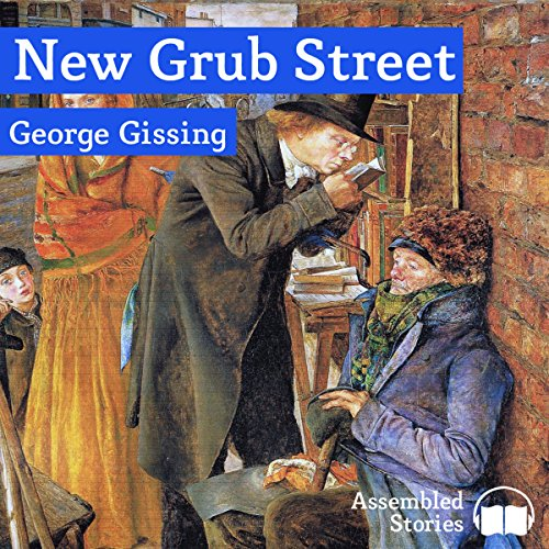 New Grub St audiobook cover art