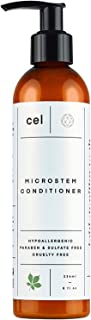 Cel MD Microstem Conditioner | Deep Moisturizing Thickening Hair Growth | Stem Cell Technology - Panax Ginseng, Biotin and Keratin
