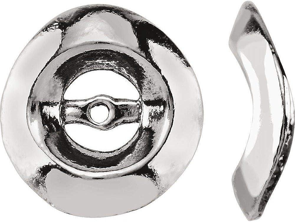 3.7mm ID Earring Jackets
