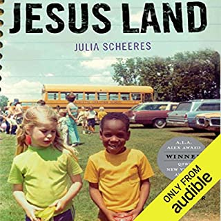 Jesus Land     A Memoir              By:                                                                                                                                 Julia Scheeres                               Narrated by:                                                                                                                                 Elizabeth Evans                      Length: 10 hrs and 6 mins     190 ratings     Overall 4.2