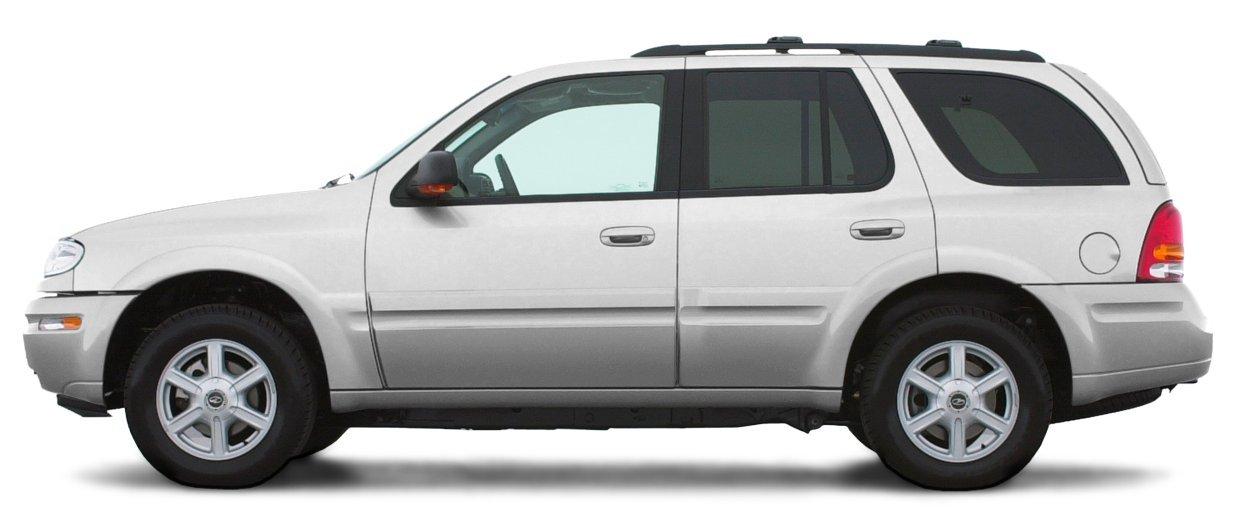 1996 oldsmobile bravada dimensions