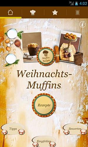『Winter-Muffins, Weihnachts-Cupcakes & Mini-Kuchen: Himmlische Rezepte』の9枚目の画像