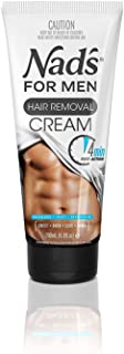Nad's for Men Hair Removal Cream, 6.8 oz.