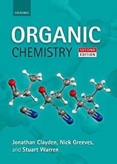 Best clayden organic chemistry reference Reviews