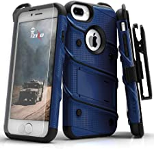 Zizo Bolt Series iPhone 8 Plus /7 Plus/ 6 plus/6s plus Case – Tempered Glass Screen..