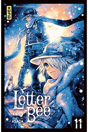 Letter Bee - Tome 11