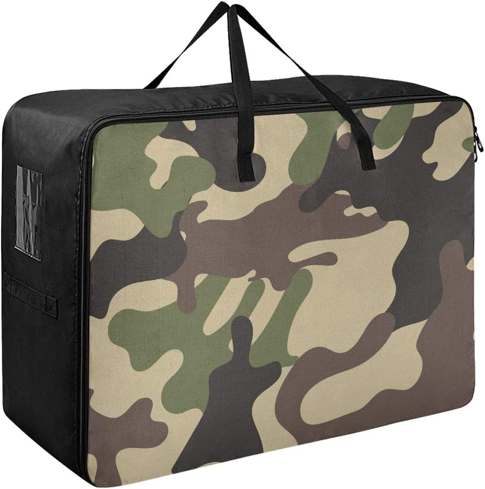 Liaosax Container Organizer for Directly managed store Camouflage Protective Clothes Mi shopping