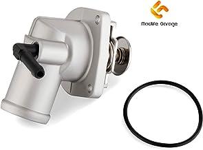 Madlife 1338003 09129907 - Carcasa para termostato de garaje con sellado para Astra G Meriva Zafira Vectra Combo 1.4 1.6