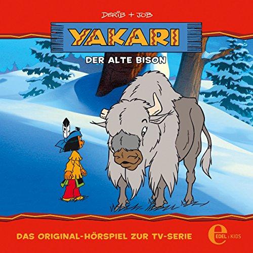 Der alte Bison. Das Original-Hörspiel zur TV-Serie Titelbild