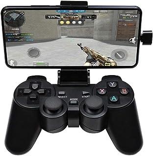 ألعاب الكمبيوتر الشخصي Wireless Gamepad For PS3 Android Mobile TV Box For PC 2.4G Wireless Joystick Controller Remote Cont...