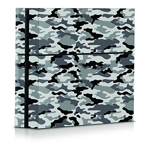Controller Gear Urban Camo PS4 Console Skin - Officially Licensed by PlayStation