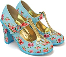Hot Chocolate Design Chocolaticas High Heels Women's Mary Jane Pumps