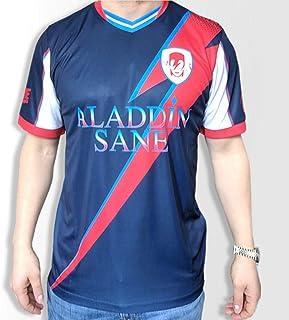 【予約商品】 DAVID BOWIE デヴィッド・ボウイ (Space Oddity発売50周年記念) - ALADDIN SANE FC/Amplified( ブランド )/ ROCK F.C シリーズ/Tシャツ/メンズ 【公式/オフィシャル】