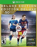 FIFA 16 DELUXE EDITION (輸入版:北米) - XboxOne
