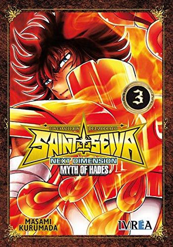 SAINT SEIYA NEXT DIMENSION MYTH OF HADES 3
