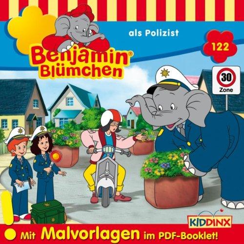 Benjamin als Polizist Titelbild