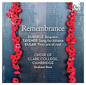 Remembrance (Bonus Track Version)