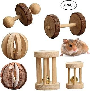NUOVO Mojo Animal Planet CRICETO plastica solida giocattolo fattoria animali domestici roditori